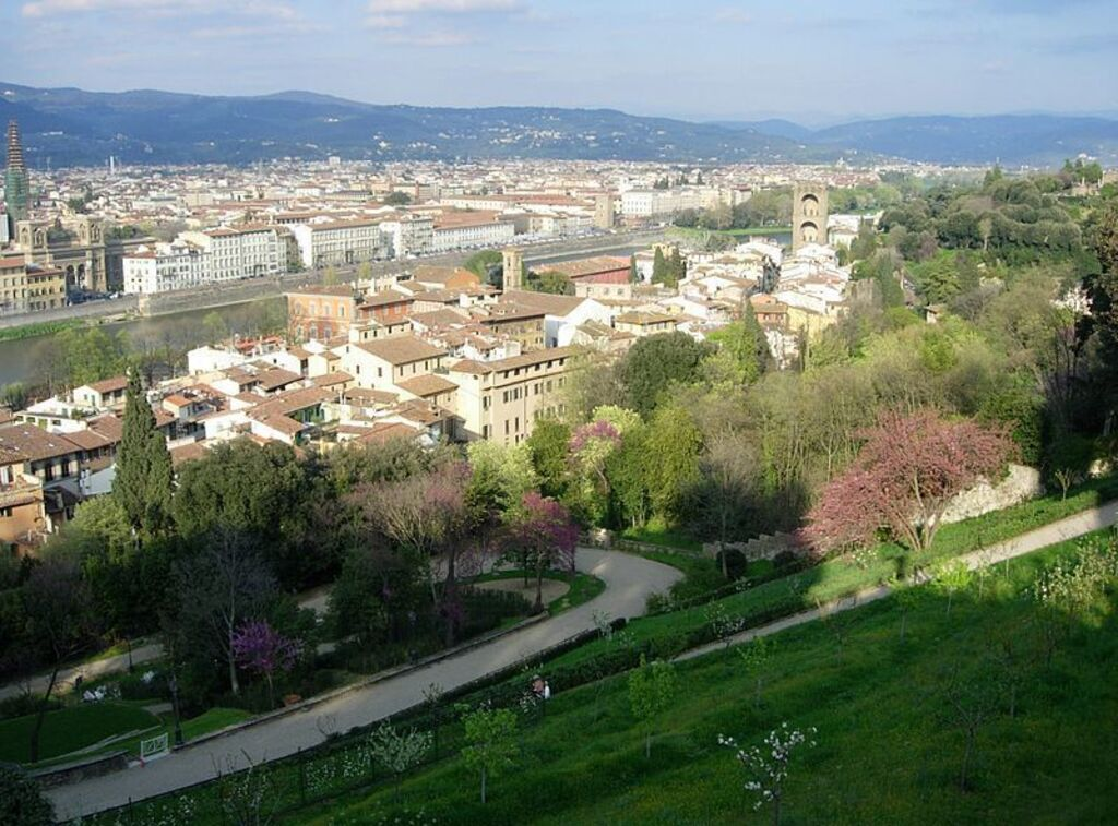 Spend A Day Wandering The Pretty Giardino Bardini In Florence