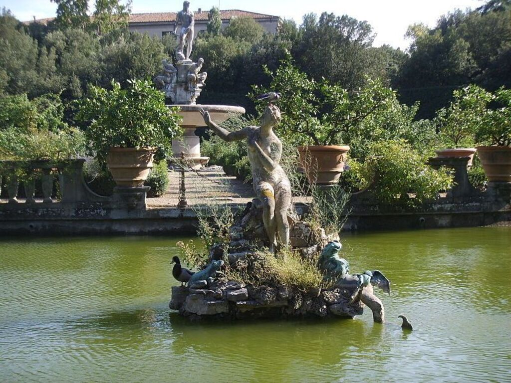 Spend A Few Peaceful Hours In The Boboli Gardens Of Florence