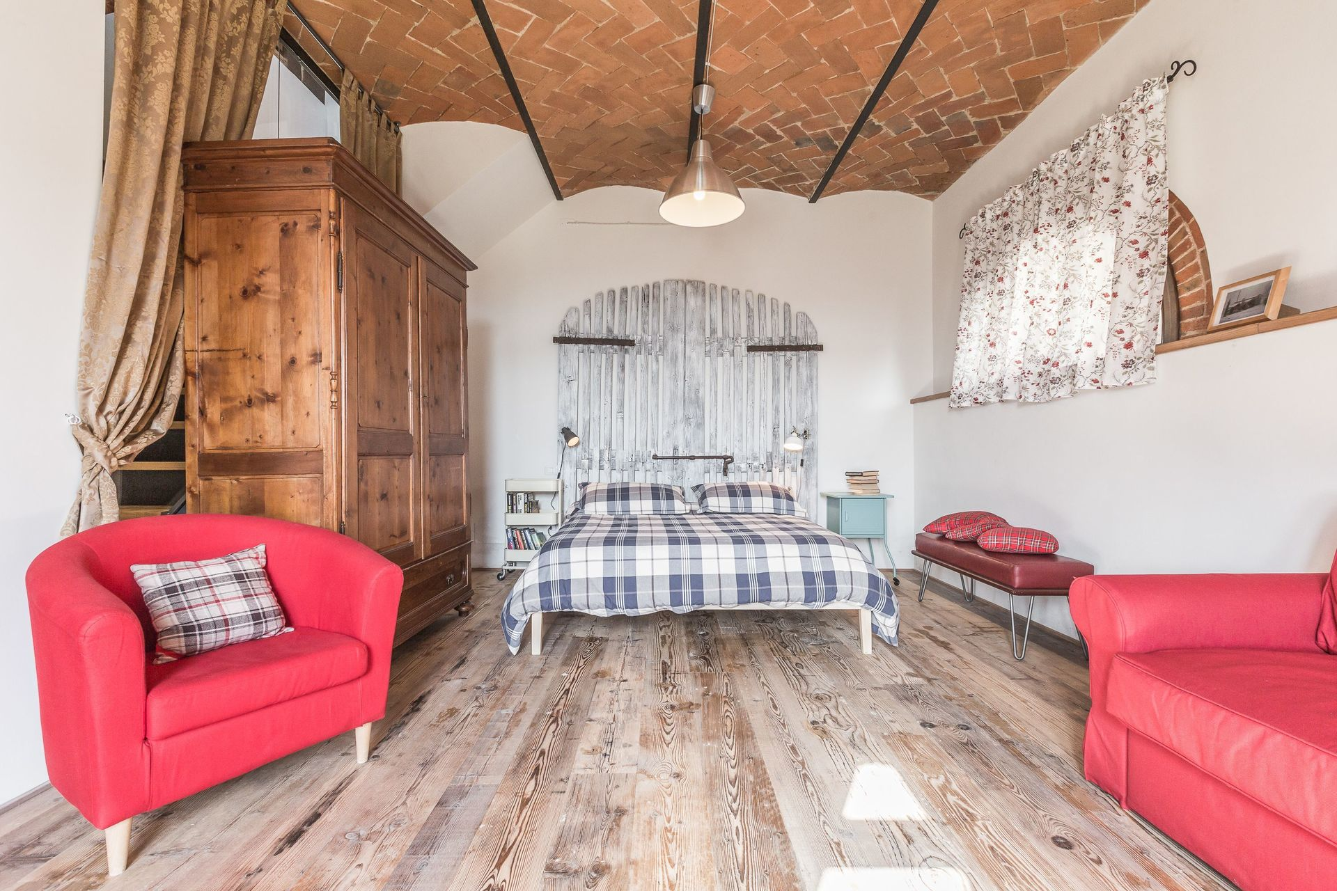 Fienile di primo casa vacanze con 6 posti letto in 1 for Branson cabin rentals 4 camere da letto