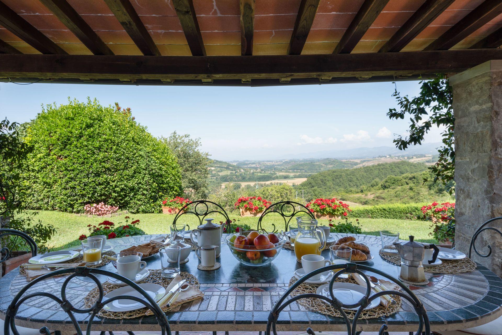 La Terrazza Dei Frati Villa That Sleeps 10 People In 4