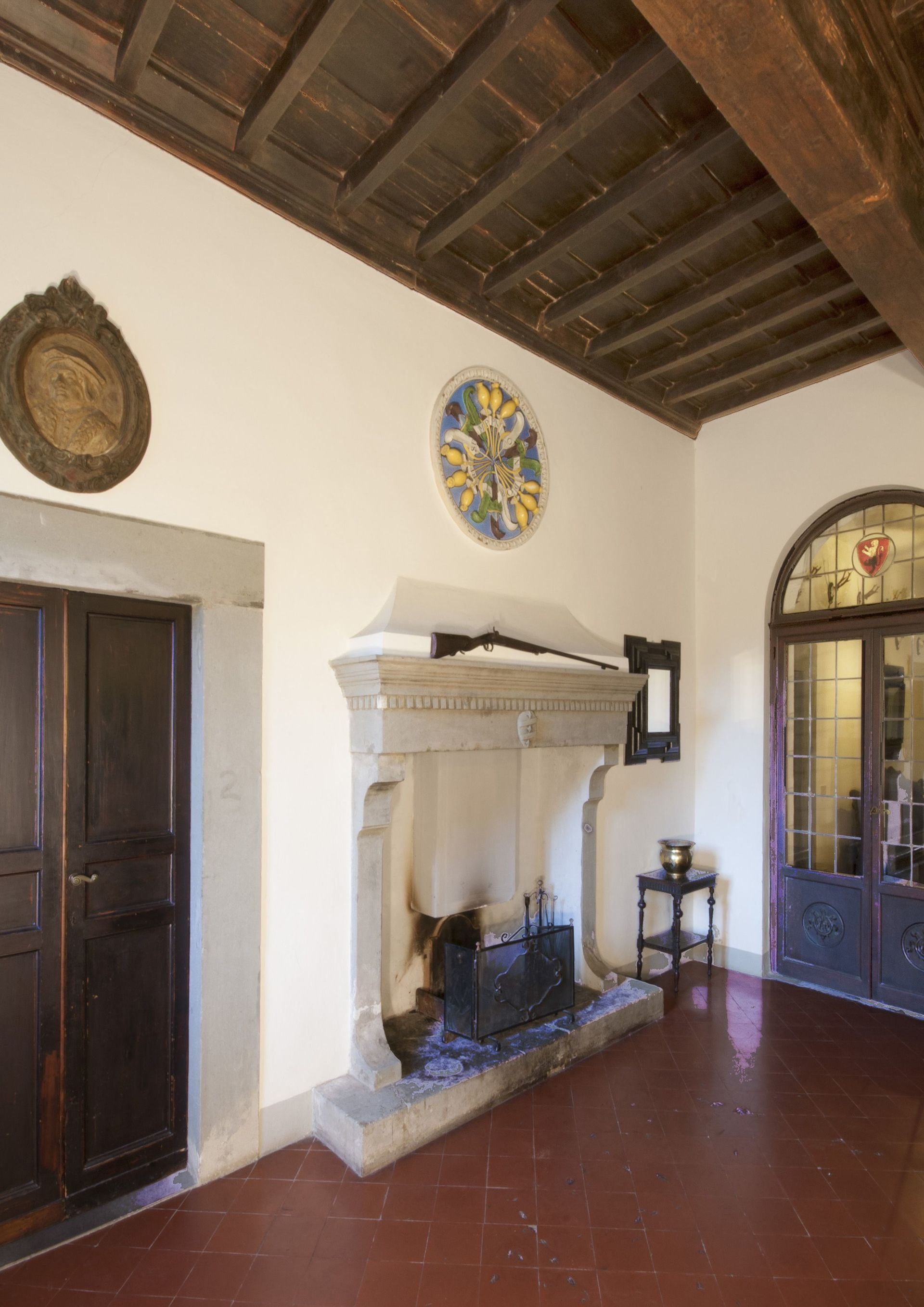 Villa di collina casa vacanze con 14 posti letto in 7 for Casa 2 camere da letto piani in stile indiano
