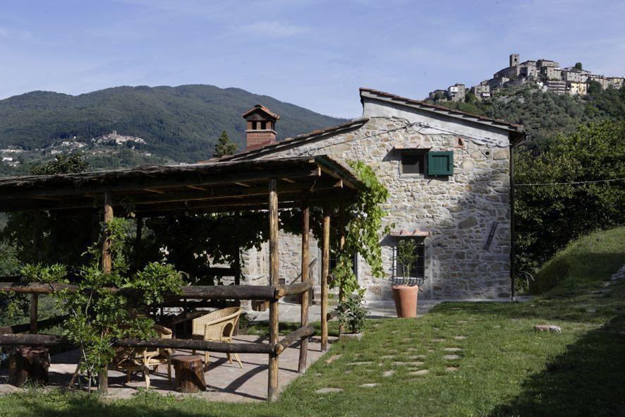 Casa giusti casa vacanze con 7 posti letto in 4 camere for Branson cabin rentals 4 camere da letto