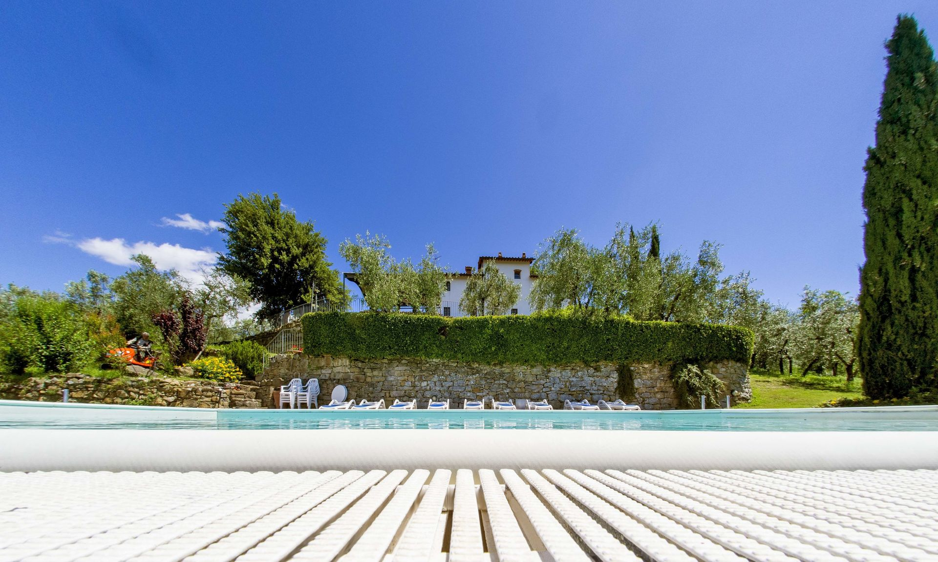 Malva Nuova Squarcia Villa Vacation Rental Cafaggio Primo