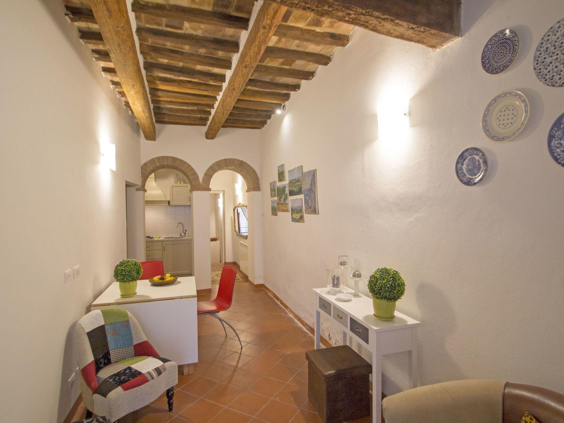 San Gimignano Villa Vacation Rental Il Prunello that sleeps 3