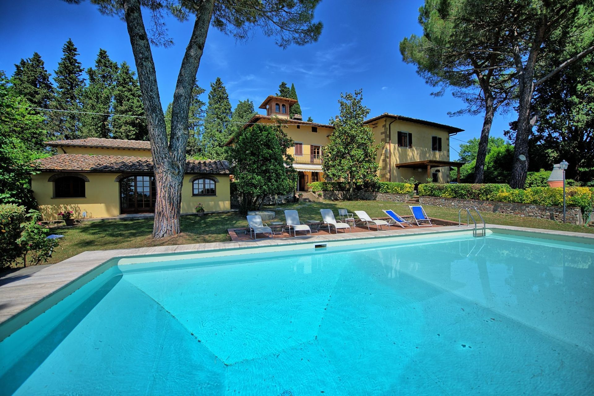 certaldo villa vacation rental villa orchidea that sleeps 15