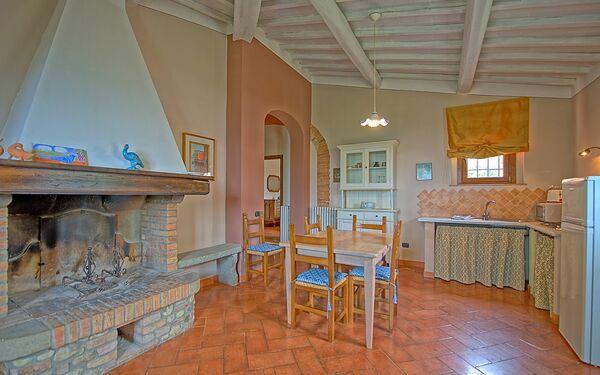 Montegufoni Villa Vacation Rental Montegufoni that sleeps 165 people