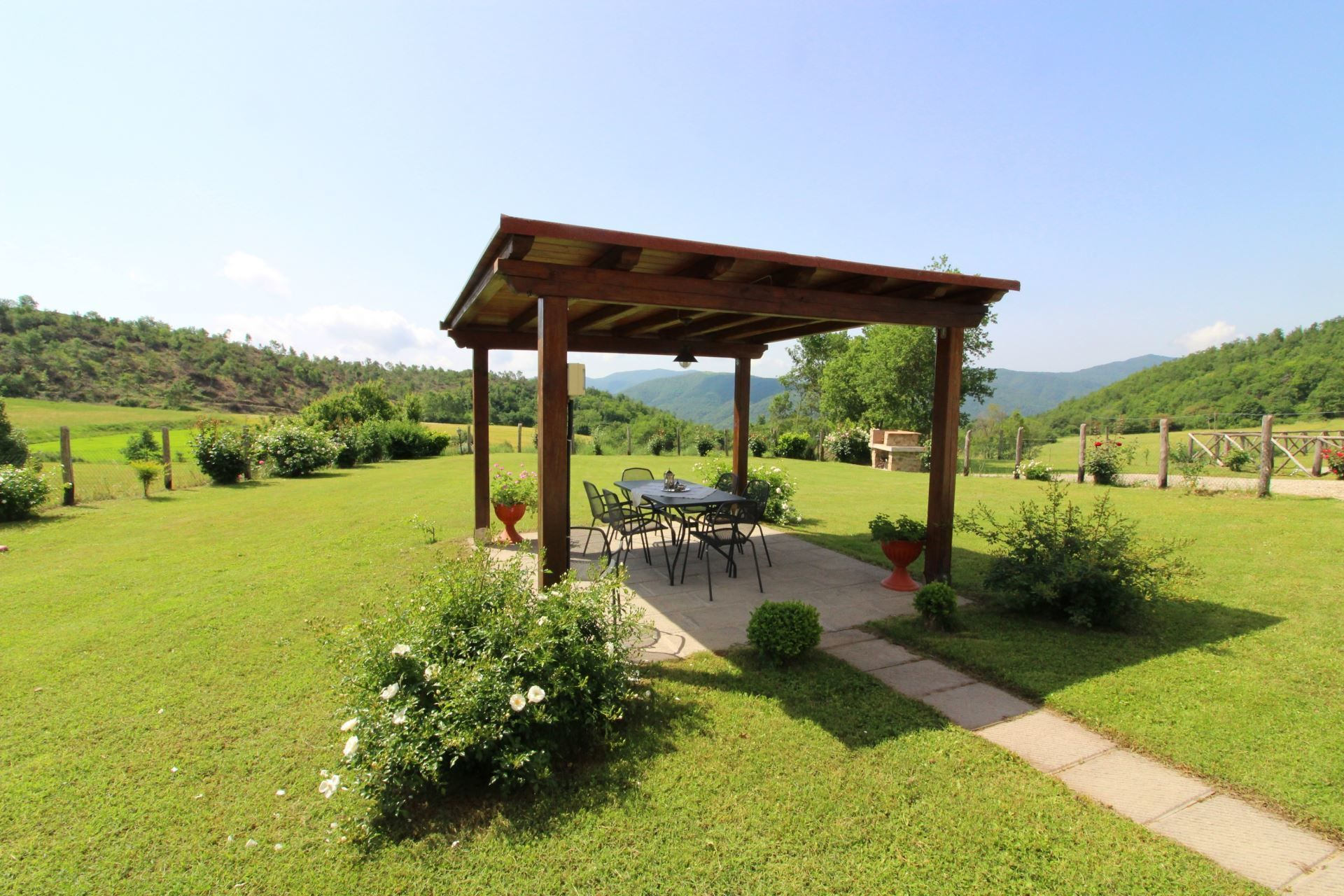 Poggio Del Fabbro Casa Vacanze Con 7 Posti Letto In 4 Camere Citta Di Castello Umbria Italia