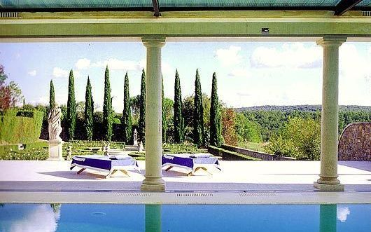 Monte Benichi Villa Vacation Rental Terrazza e Libreria that sleeps ...