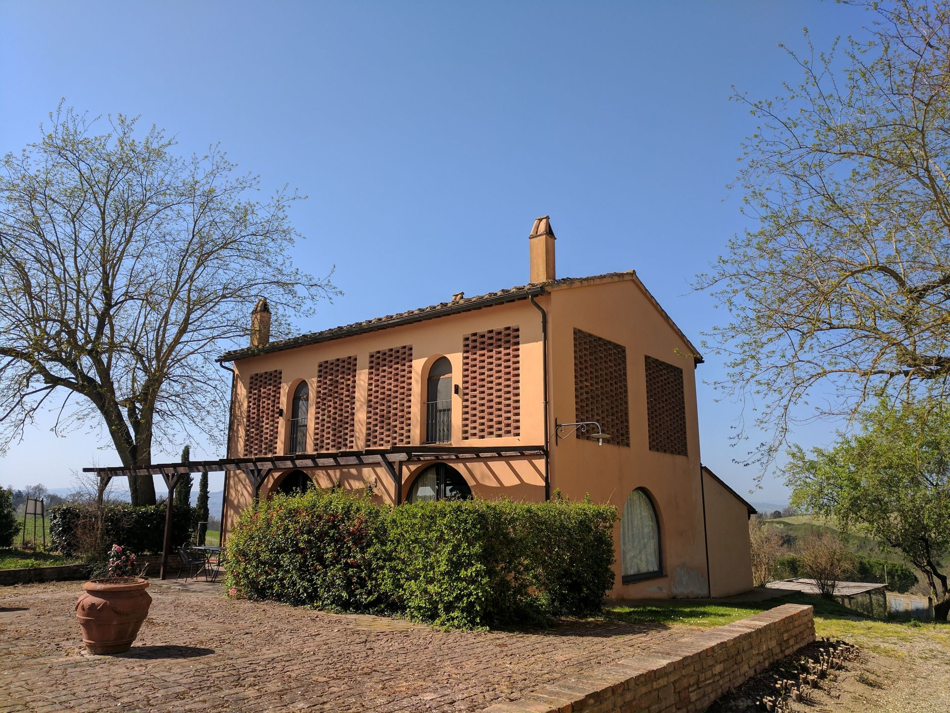 Beauty At Home Castelfiorentino agriturismo vallone a cabbiavoli: villa that sleeps 44