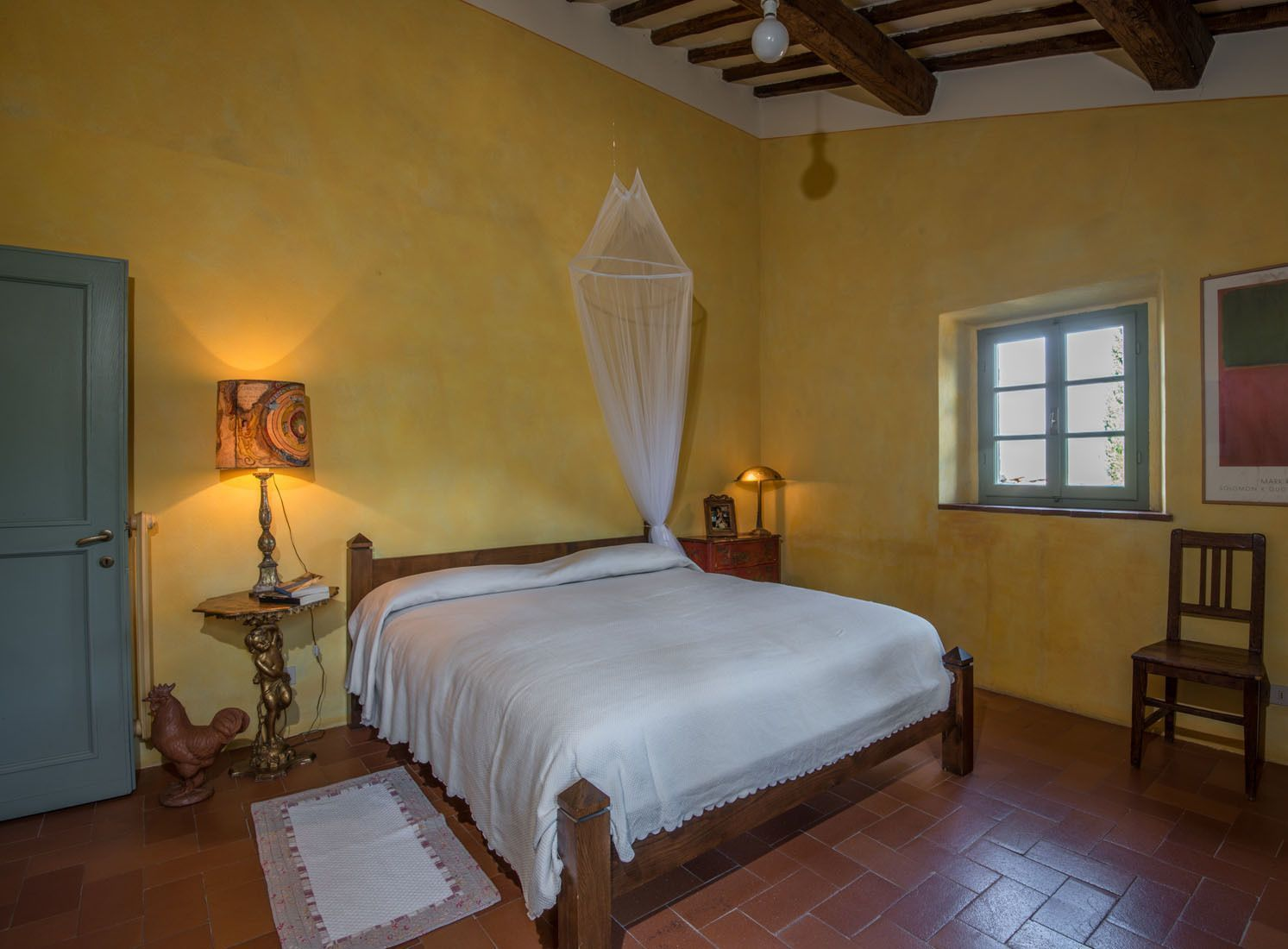 villa vacation rental campassole that sleeps 9 people in 5 bedrooms
