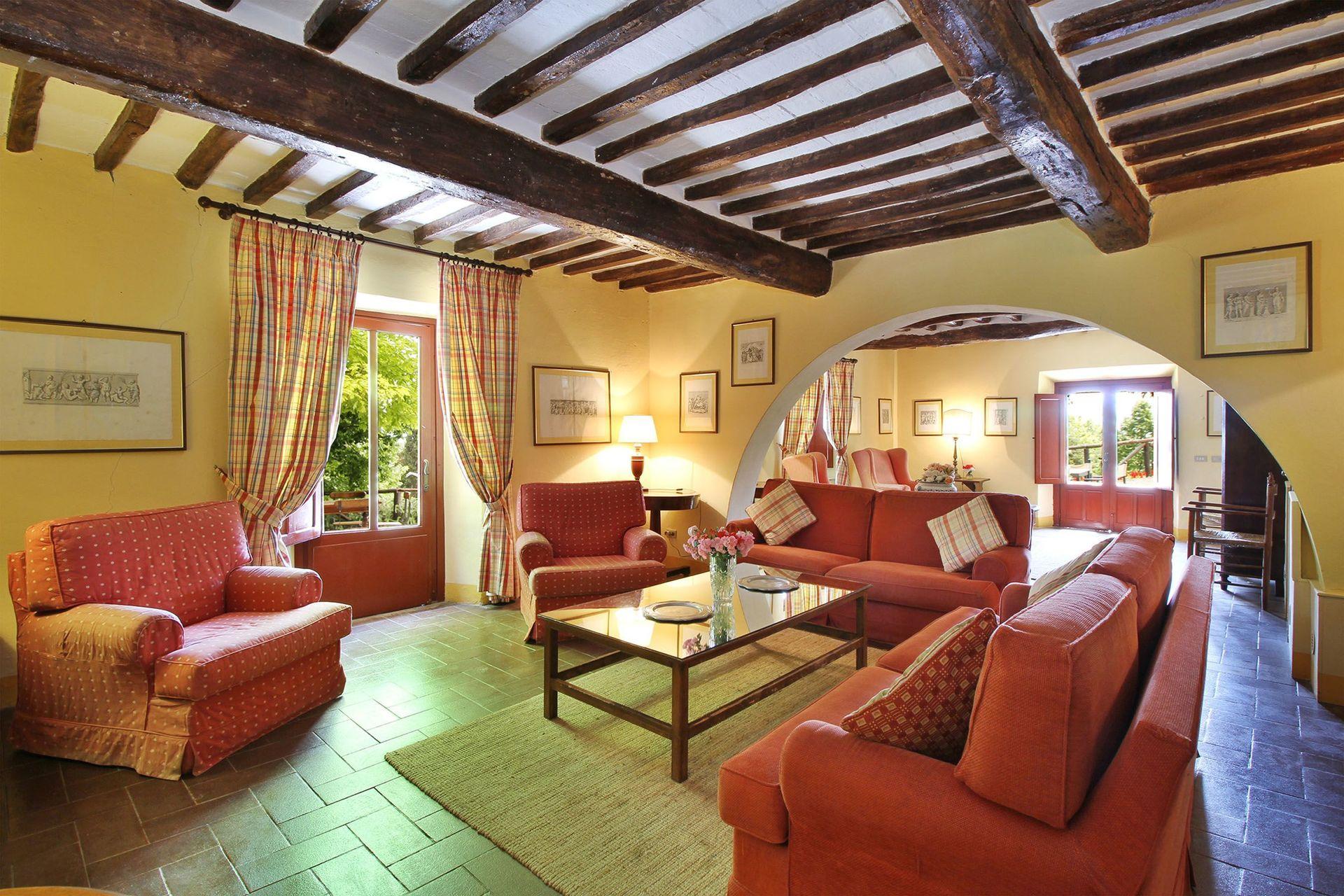 Segromigno In Monte Villa Vacation Rental Il Leccio that sleeps 12 ...