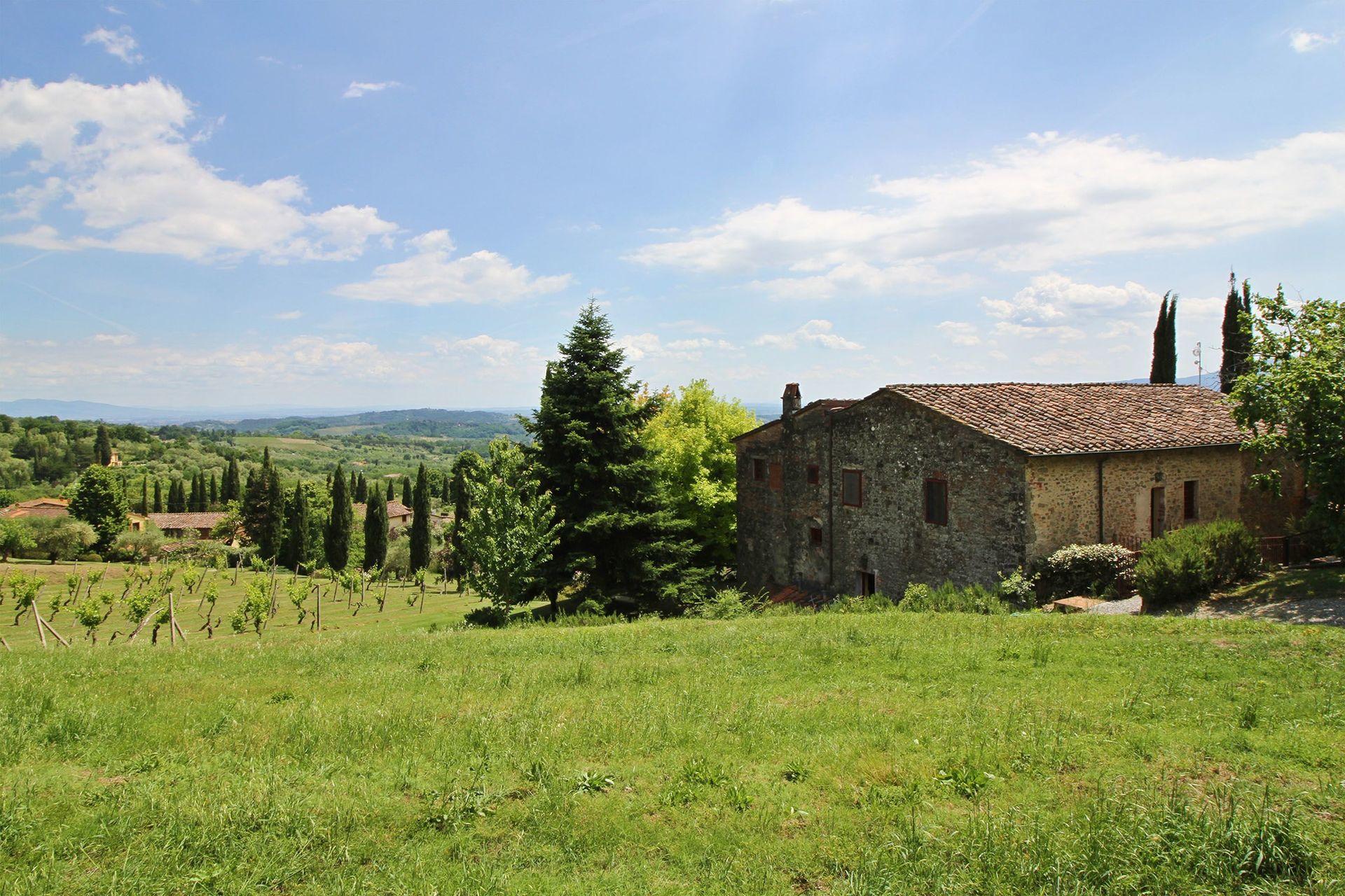 Segromigno In Monte Villa Vacation Rental Il Leccio That