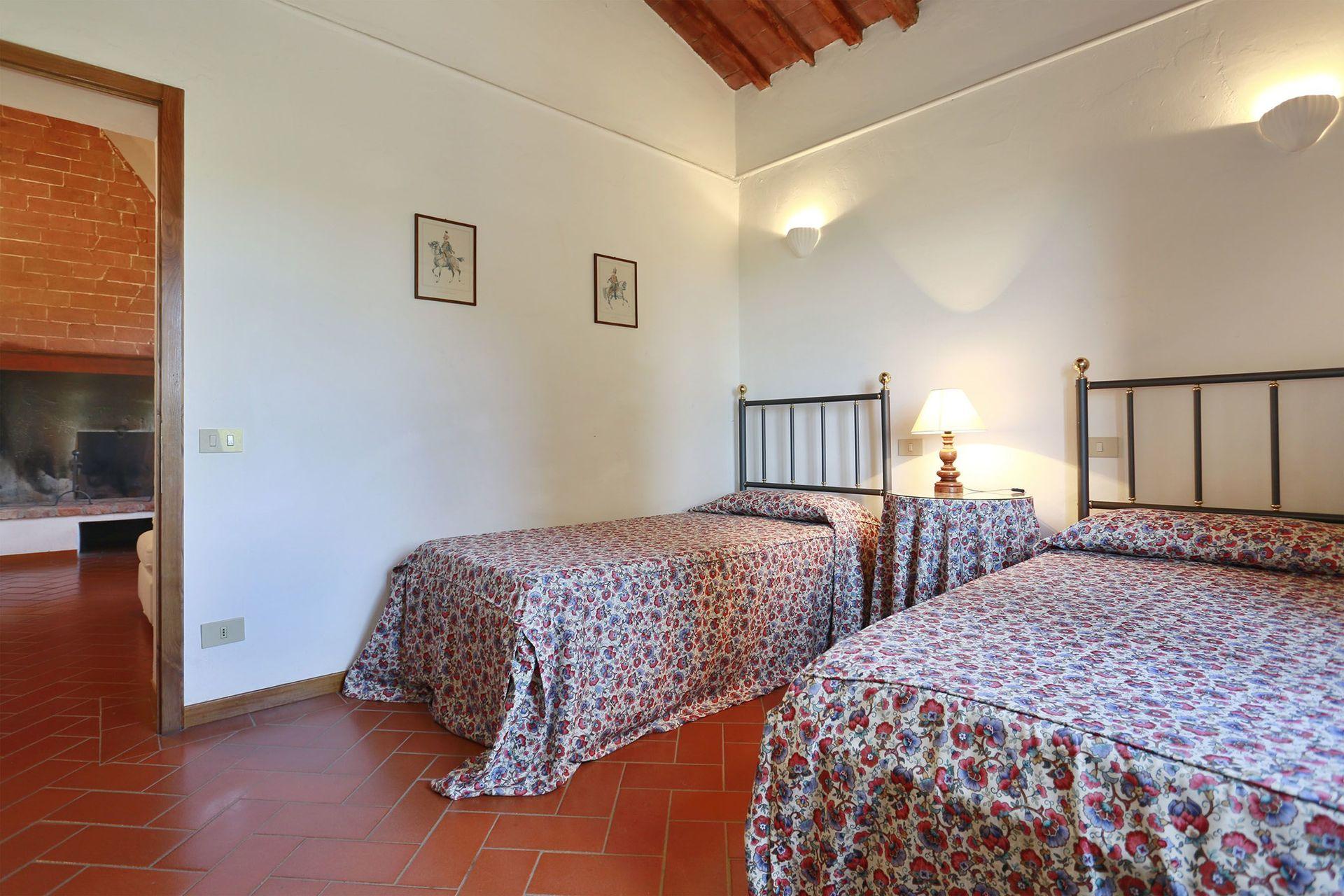 la capanna casa vacanze con 12 posti letto in 6 camere