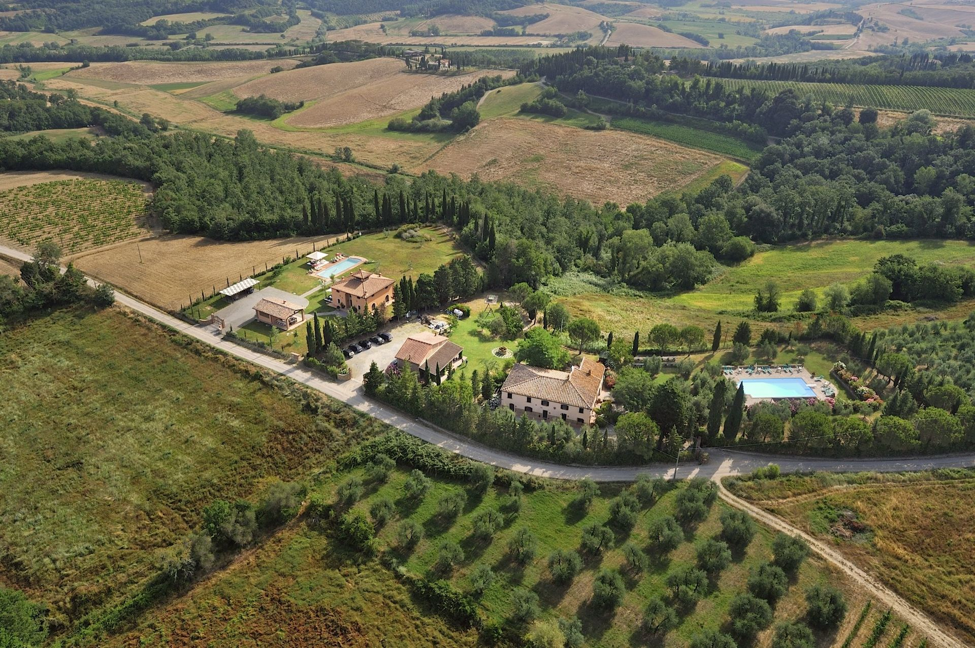 ghizzano villa vacation rental montelopio that sleeps 42