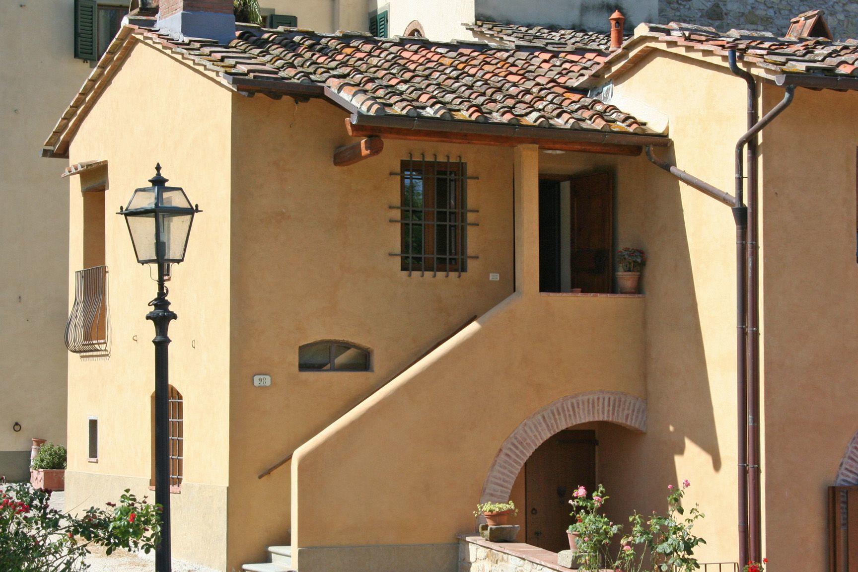 San romolo casa vacanze con 8 posti letto in 5 camere - Case di san romolo bagno a ripoli ...
