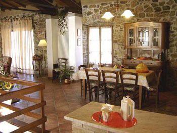 Antica capanna posti letto 8 in 4 camere casa vacanza for Branson cabin rentals 4 camere da letto