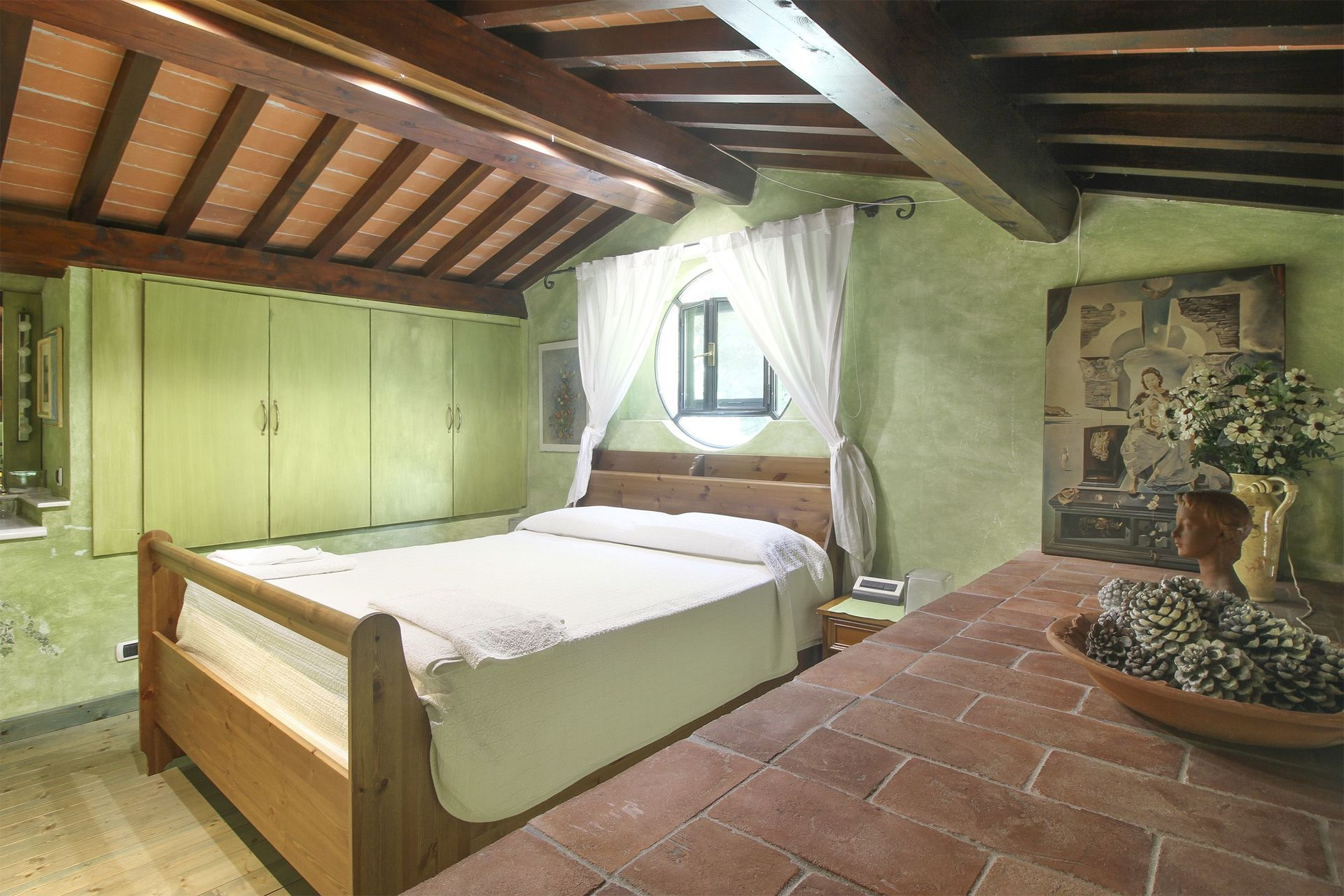 Villa Incenso Casa Vacanze Con 10 Posti Letto In 2 Camere Arliano Toscana Italia