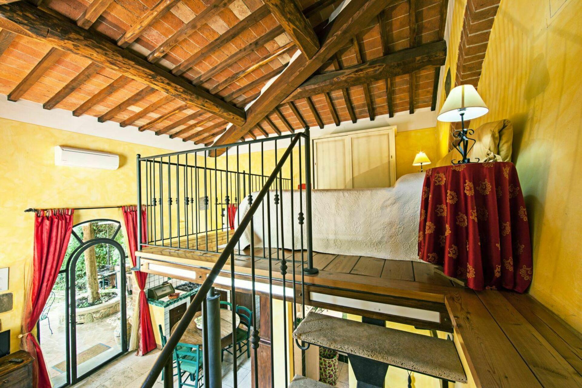 La limonaia posti letto 3 in 1 camere casa vacanza a for Branson cabin rentals 4 camere da letto