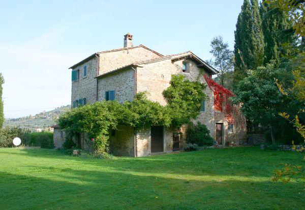 Case Toscane Arezzo : Ville in affitto e agriturismi in arezzo case vacanza in arezzo