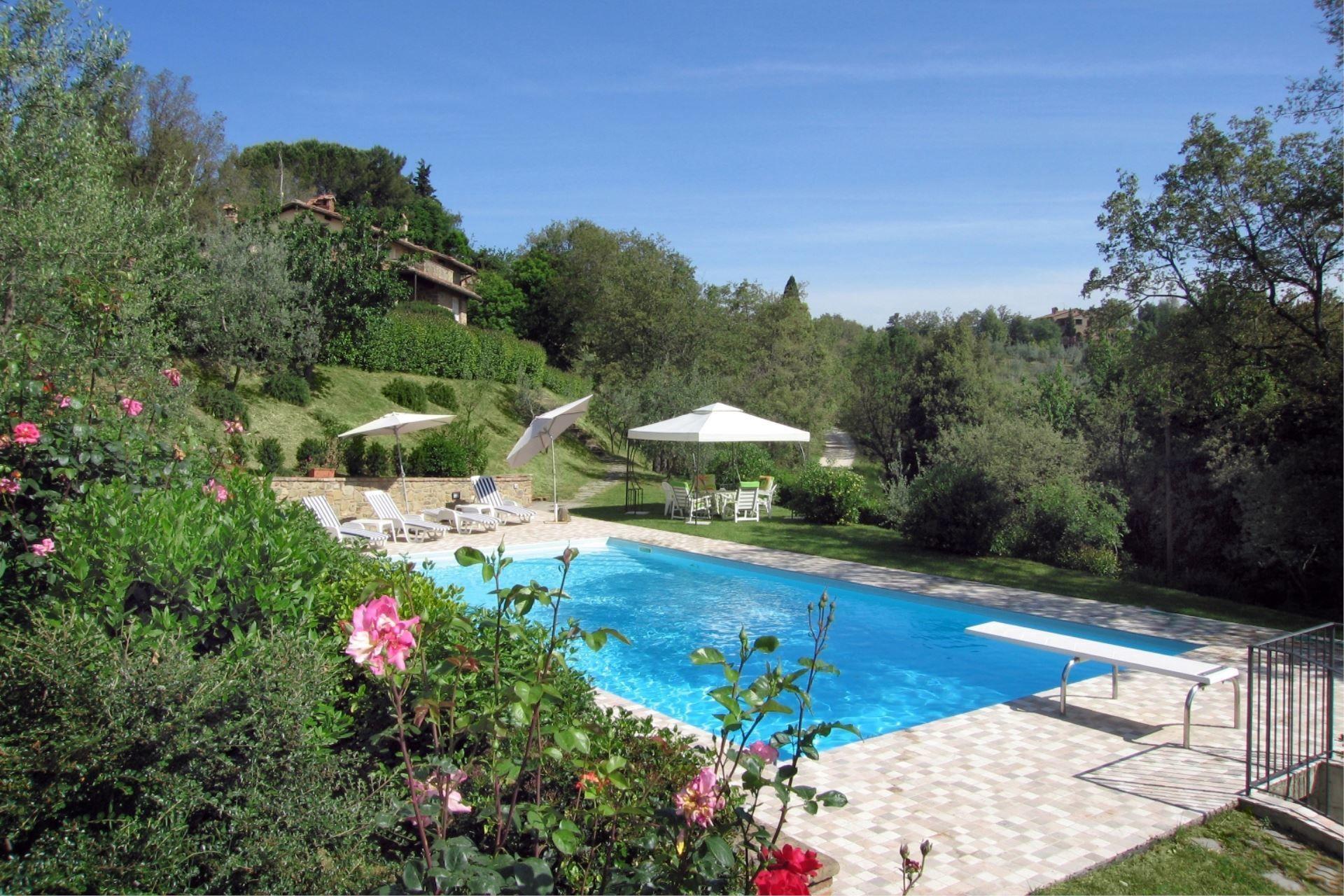 Gli oleandri casa vacanze con 10 posti letto in 4 camere for Branson cabin rentals 4 camere da letto
