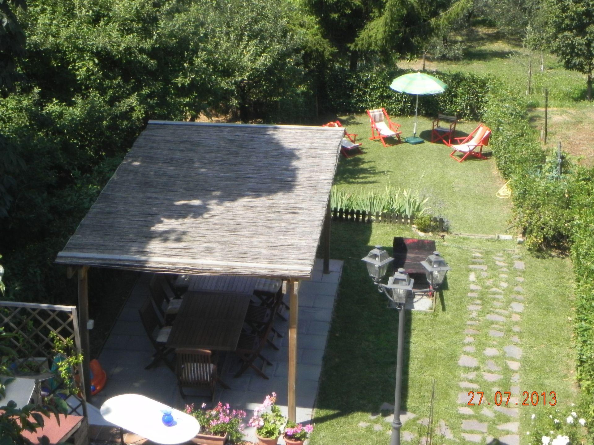 Casa della nonna casa vacanze con 7 posti letto in 3 for Planimetrie della casa della nonna