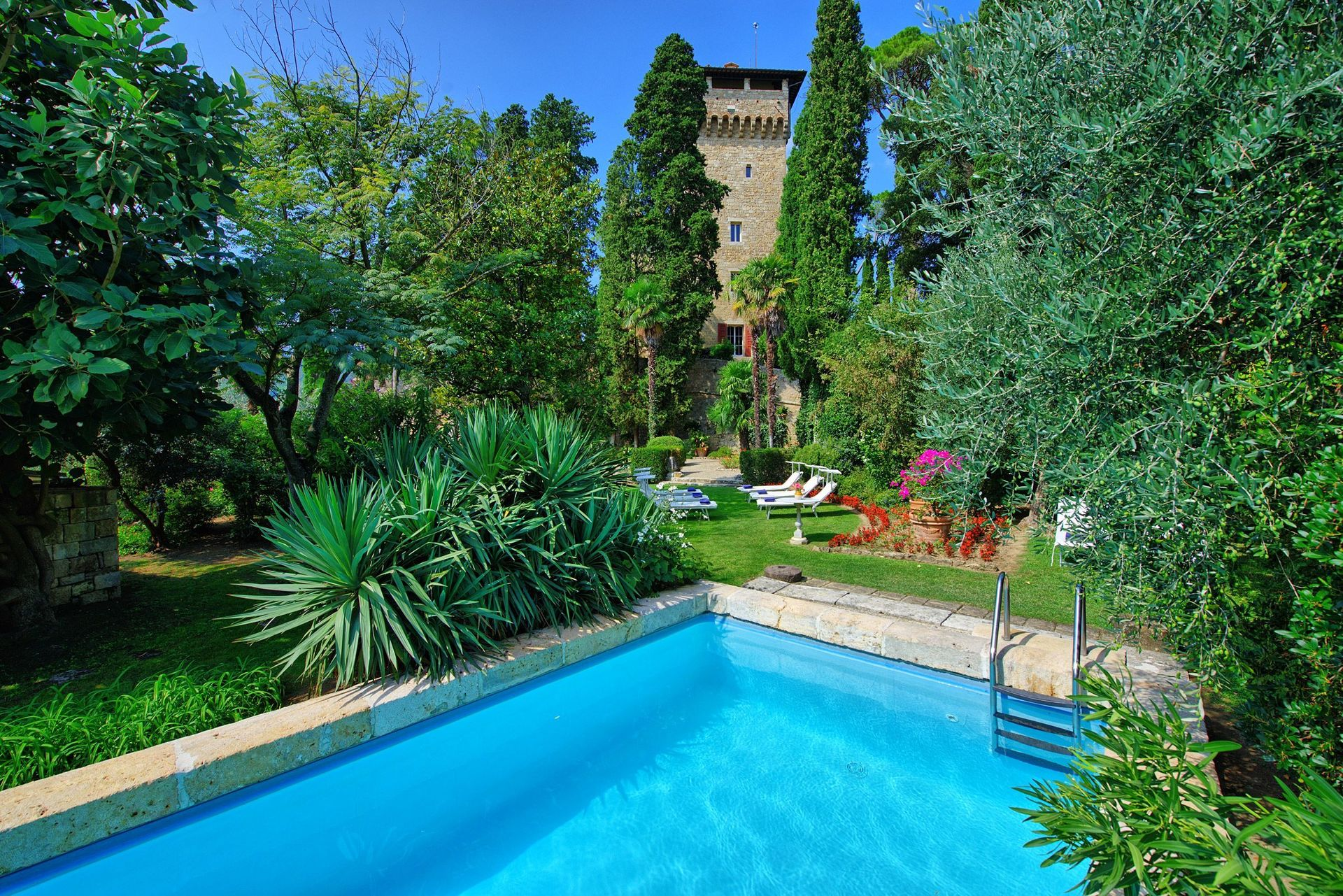 Cetona Villa Vacation Rental Rocca Di Cetona That Sleeps
