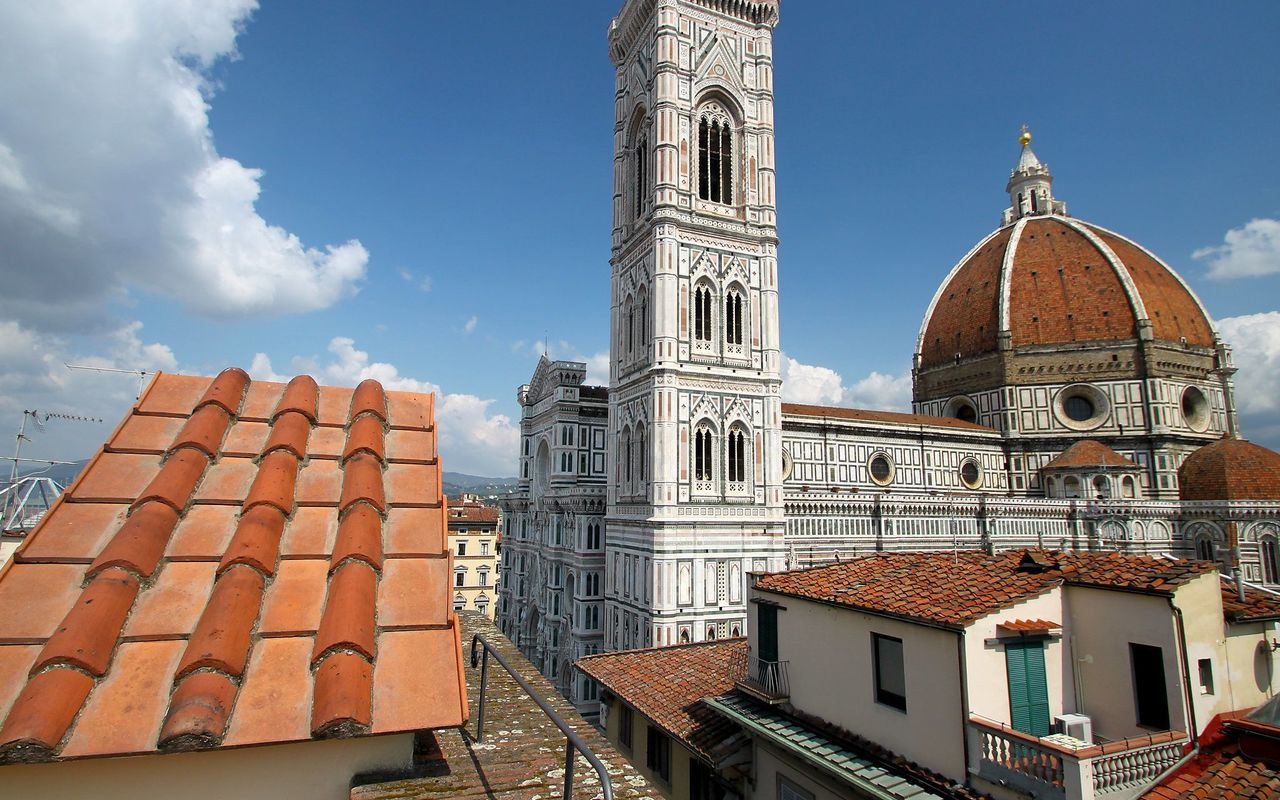 Florence Villa Vacation Rental La Terrazza Su Firenze that sleeps 4 ...