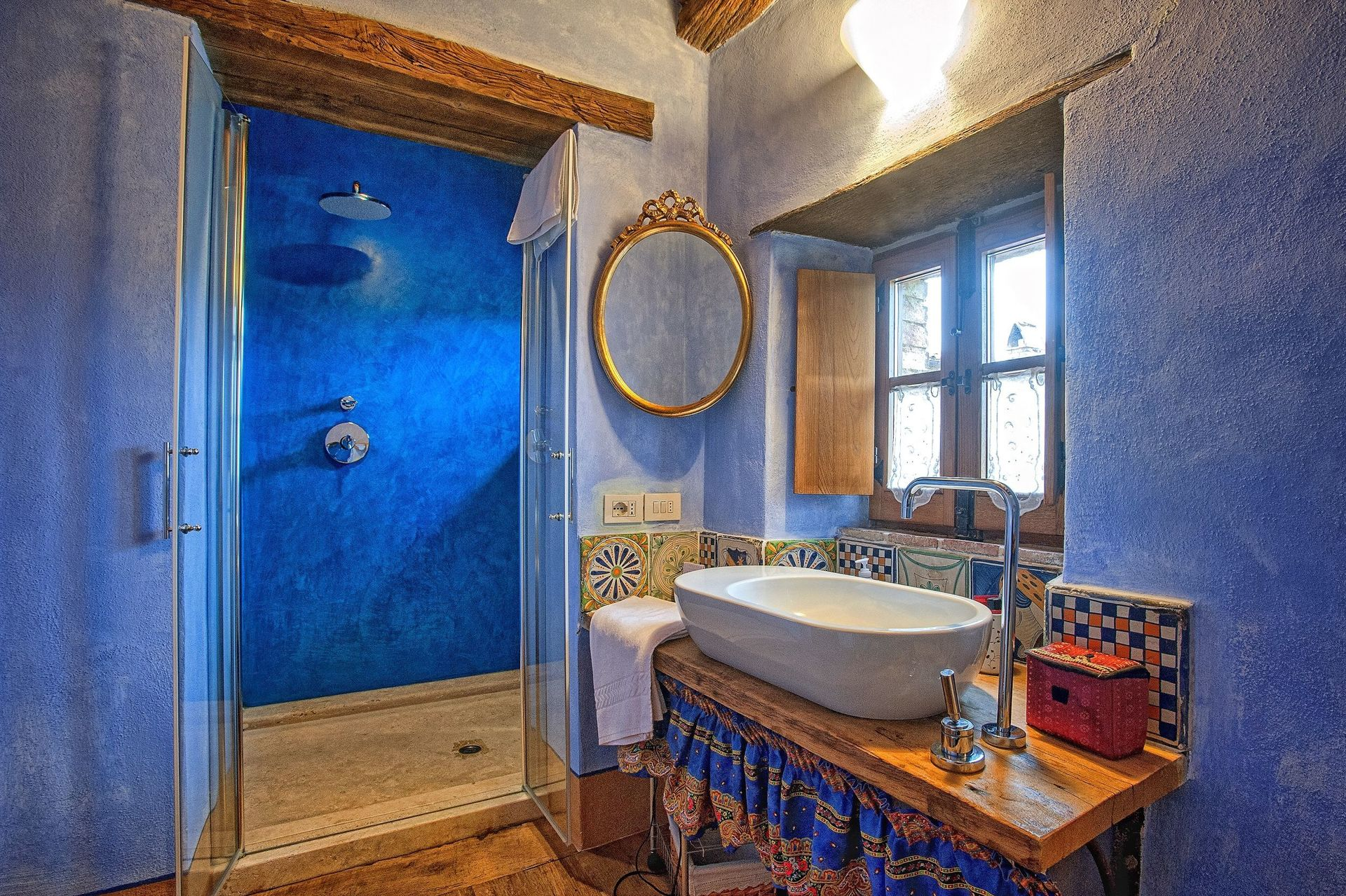 Pienza Villa Vacation Rental Casale Pienza that sleeps 14 people in ...
