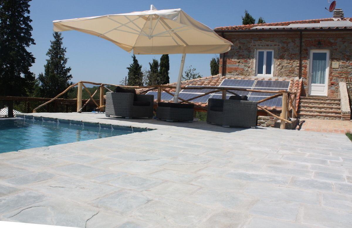 Pietra e mattoni casa vacanze con 12 posti letto in 4 for Mattoni e pietra americani