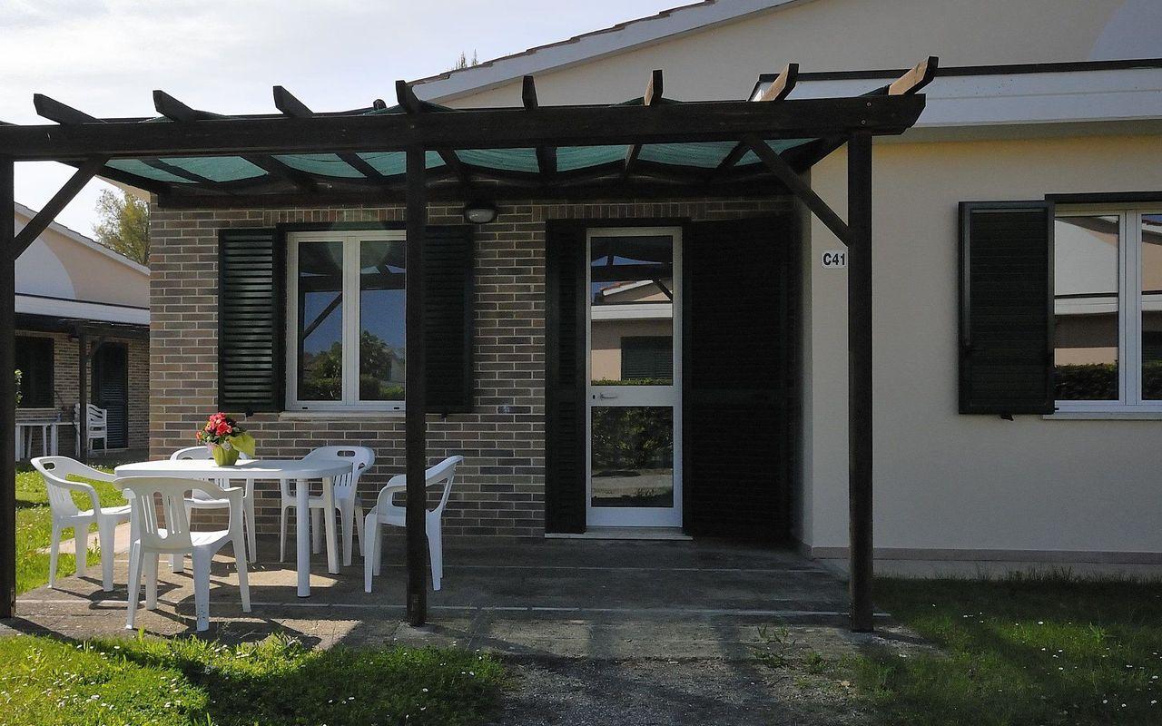 Villaggio turistico la cecinella casa vacanze con 10 for Branson cabin rentals 4 camere da letto