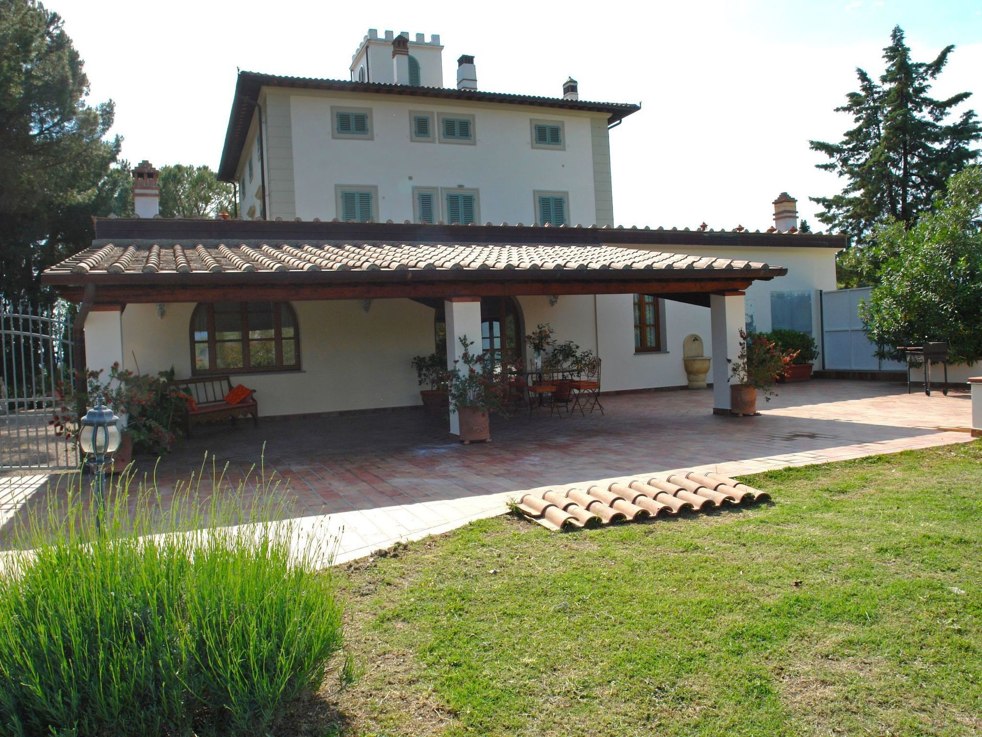 Beauty At Home Castelfiorentino dependance: villa that sleeps 2 people in 1 bedrooms