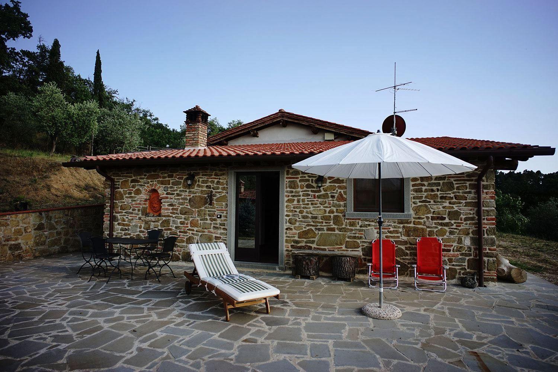 Casa pantoufle casa vacanze con 4 posti letto in 2 for Branson cabin rentals 4 camere da letto