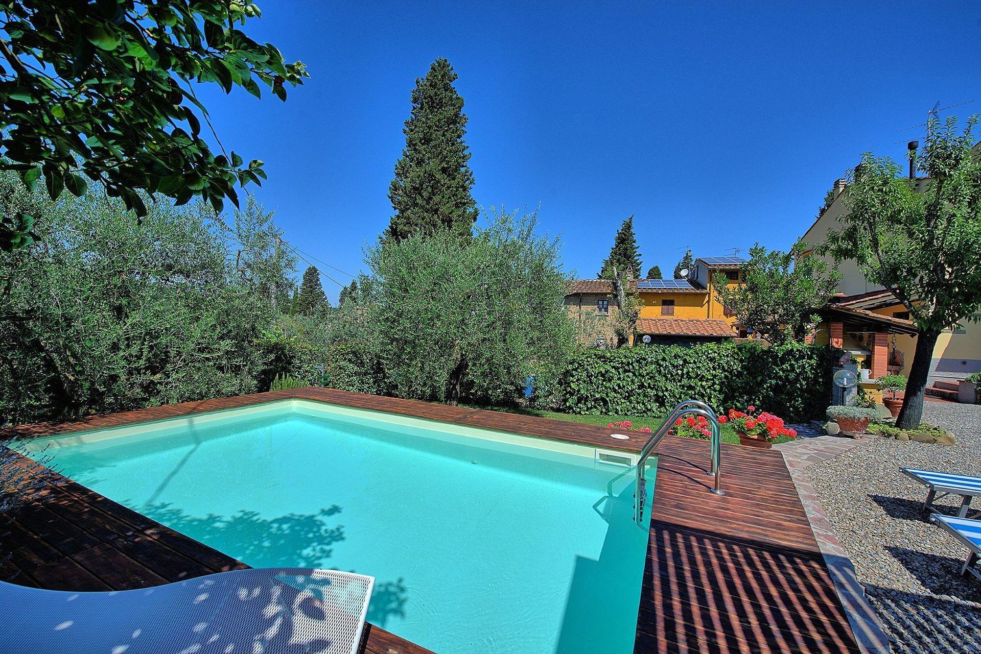 Turbone Villa Vacation Rental Casa Matteo that sleeps 2 people in 1 ...