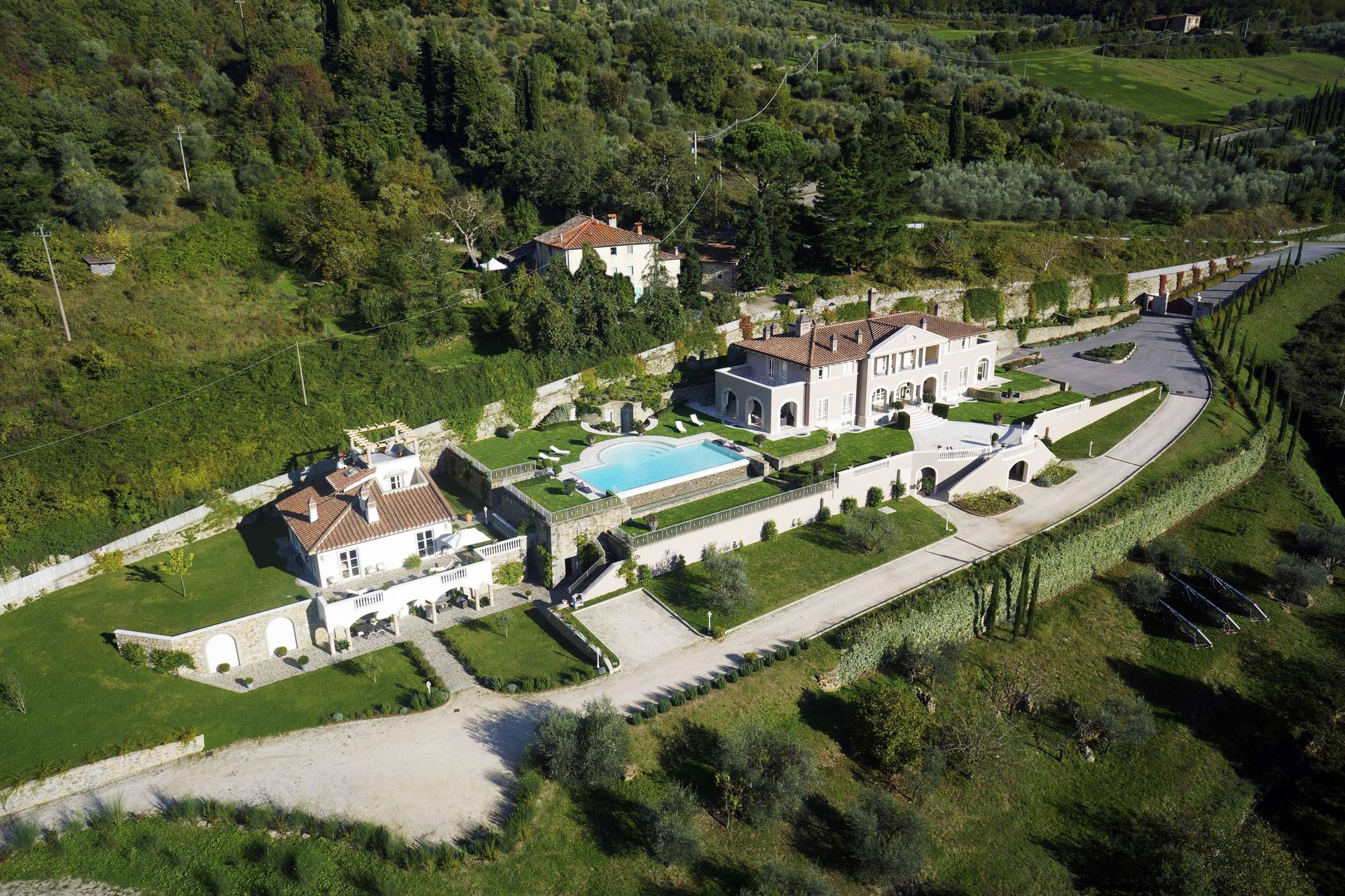 caiano villa vacation rental villa caiano that sleeps 10 people in