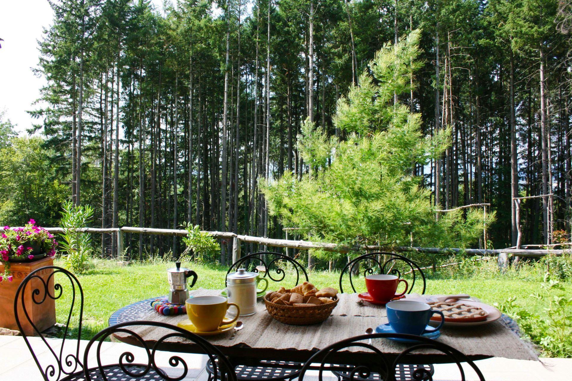 Podere le macchie casa vacanze con 8 posti letto in 4 for Branson cabin rentals 4 camere da letto