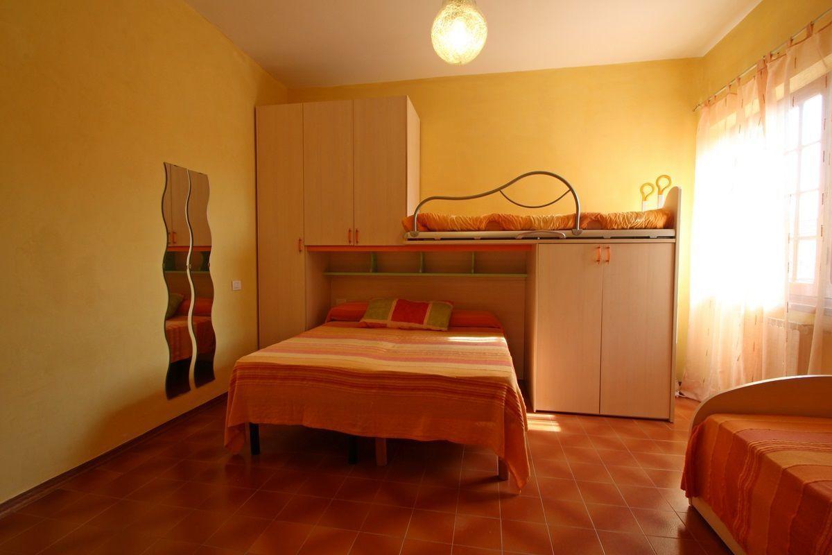 Casa eleonora casa vacanze con 5 posti letto in 2 camere for Casa con 5 camere da letto e 2 piani