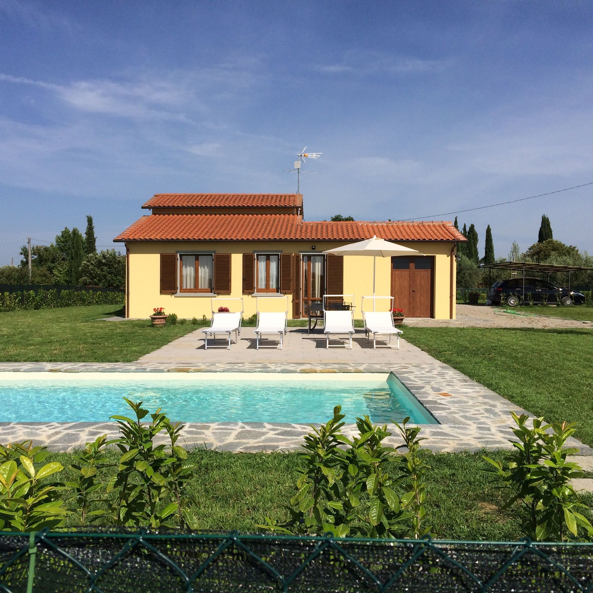 Pietraia Villa Vacation Rental Centoia That Sleeps 6